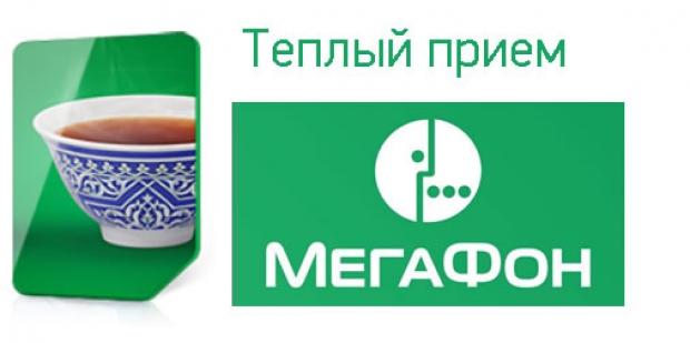 Звонки на Украинус Мегафона - Тариф Теплый прием